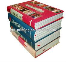 China cheap hardcover printing book