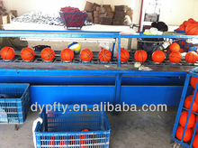 cheap rubber basketball factory in China