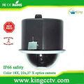 Recentemente- projetado preto 480 tvl sony hk-gx8182 preço cctv