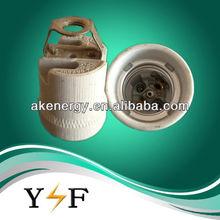 E14,E27,E40 ceramic lamp shade lamp holder and lamp base