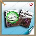 la bolsa de polietileno biodegradable