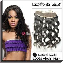 Virgin lace front closure brazilian body wave