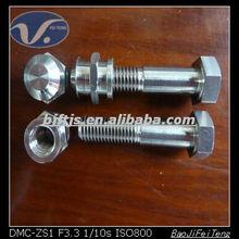 DIN standard titanium surgical screws price