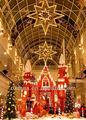 2013 estrella de navidad colgar decoraciones festival