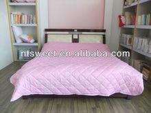 100% plyester pearl concentrate print /quilt set/comforter/summer quilt/100gsm filling