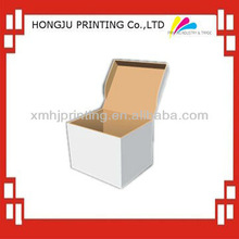 custom hard used corrugated carton box making machine