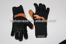 Hot sell black neoprene diving glove
