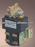 24V Telecom DC Contactor ZJW100A(SW80)