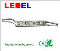 Slim&Mini Channel letter led module,SMD3528 x3, led lighting for lighting cases