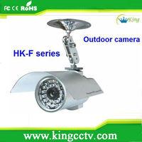 IR Digital Color CCD Camera IR Led CCTV Camera parts HK-F412