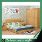 Best qualtiy Living room double-drawer bamboo bedroom furniture