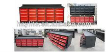 OEM factory heavy duty industrial wood top storage workbench