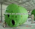 La fibra de vidrio FRP /GRP alta presión de líquido / Buque de gas / Tanque