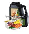 أغذية الحيوانات الأليفة الكلب الغذاء الخام المورد