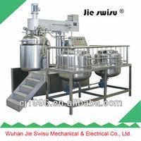 equipment used for emulsion
