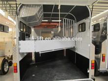 2 horse trailer classic horse trailer,horse van cart,western saddle