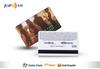 4 colour offset printing PVC card