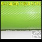 3d carbon fiber vinyl for mobile phone
