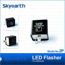 motorcycle flasher 2 pin