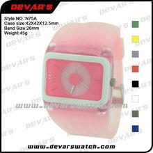 hot seller 2013 Devars new designer watch for teenage fashion popular