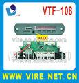Vtf-108 host mini sintonizador de rádio fm módulo