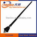 繊維のマストamfmラジオカーtld3380ワイヤーアンテナ