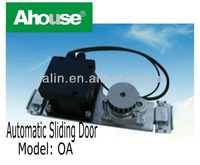 Automatic Glass Sliding Door,motor electric,gate design