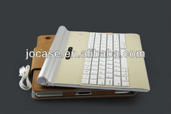 4000mah Battery wireless Bluetooth Keyboard for ipad 3
