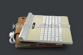 4000mah Battery wireless Bluetooth Keyboard for ipad 3