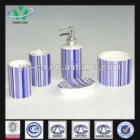 Ceramic Hospital Bathroom Accessories Set