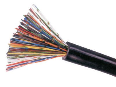 Kabel Telepon 2 Pair 10 Pair Kabel Telepon / 100