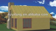 PREFAB WOOD HANGING PLATE GRADEN HOUSE