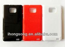 for Samsung S2 i9100 plastic mobile phone shell case