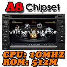 WITSON VOLKSWAGEN JETTA/Bora/Golf car radio 2 din HD 1080P 1G CPU 512M RAM 3G/ wifi/DVR (Option)