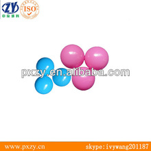 hollow plastic ball for playground,toy balls for kids,round colorful plastic ocean balls ,soft balls