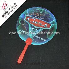 Made in china hot vente de haute qualité promotion cadeau PP ventilateur
