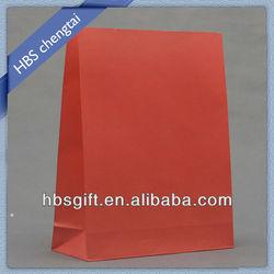 custom cheap professional advertisment paper bag