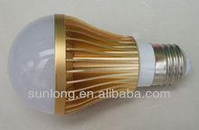 Led spotlights and blub lights saving energy, low cost