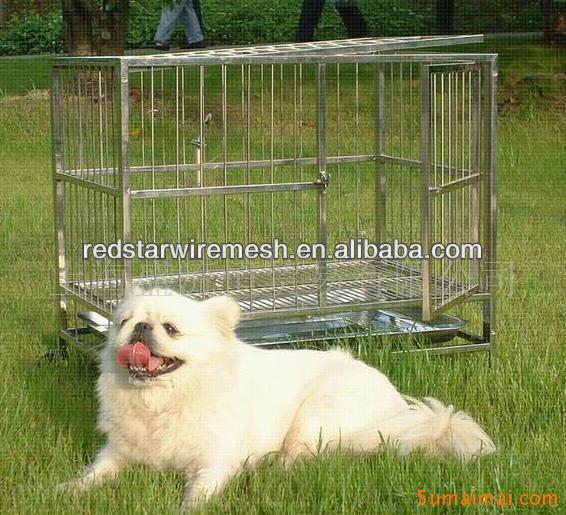 foldable/folding dog kennel/foldaway dog kennel/collapsible dog kennel