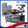 Automatic spiral cold press oil machine for soybean/peanut/sunflower seeds/rapeseeds/mustard