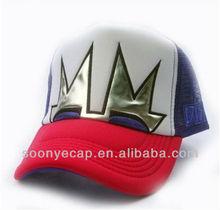 Fashionable Mesh Trendsetter Polyester Fiber Cotton Van Baseball Cap