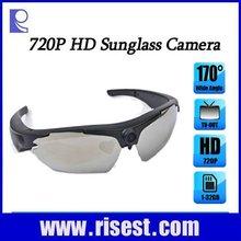 720P HD Digital Eyewear Camera Glasses DVR Camcorder