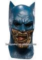 تصميم جديد جودة عالية هالوين الكرنفال غيبوبة اللاتكس قناع الحيوان الطرف قناع باتمان