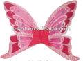 recién 2013 decoración del partido de alas de mariposa traje de los niños