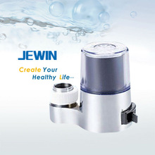 Faucet water purifier with activated carbon