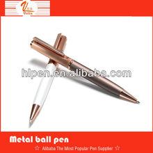 Rose Gold Promotional Metal pen