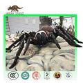 Dinosaurios Animatronic insectos araña