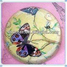 Photo Printed Decorative Glass Dome for Wedding Souvenirs