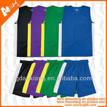 Custom design basketball league matches jersey wear
