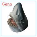 La tête de requin panneau. tête d'animal décoration à la maison pour la vente